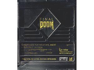 Final DOOM [Online Game Code]