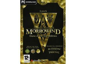The Elder Scrolls III: Morrowind Game of the Year Edition [Online Game Code]