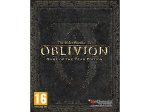 The Elder Scrolls IV: Oblivion Game of the Year Edition [Online Game Code]