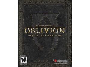 The Elder Scrolls IV: Oblivion Game of the Year Edition Deluxe [Online Game Code]