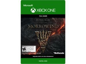 Elder Scrolls Online: Morrowind Xbox One [Digital Code]