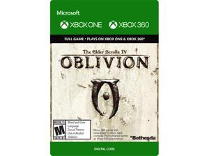 The Elder Scrolls IV: Oblivion XBOX One & Xbox 360 [Digital Code]