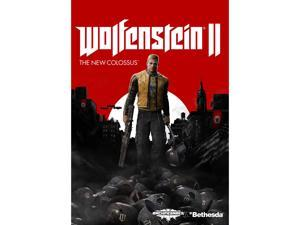 Wolfenstein II: The New Colossus [Online Game Code]