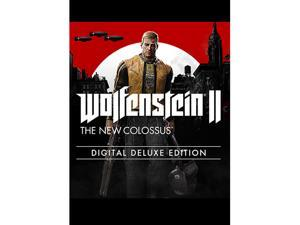 Wolfenstein II: The New Colossus - Digital Deluxe Edition [Online Game Code]