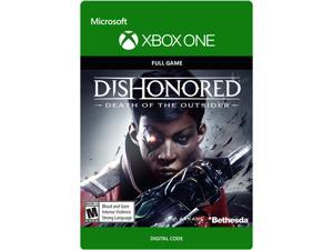 Dishonored: Death of the Outsider Xbox One [Digital Code]