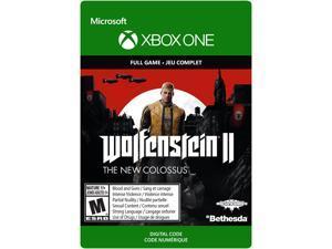 Wolfenstein II: The New Colossus Xbox One [Digital Code]