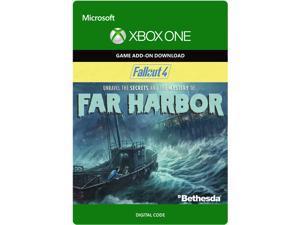Fallout 4 Far Harbor Xbox One [Digital Code]
