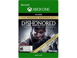 Dishonored: Death of the Outsider Deluxe Xbox One [Digital Code]