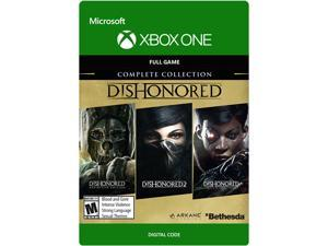 Dishonored Complete Collection Xbox One [Digital Code]