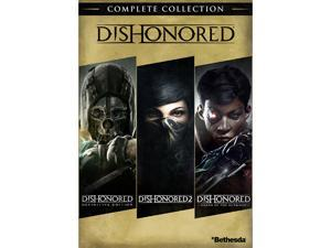 Dishonored: Complete Collection [Online Game Code]