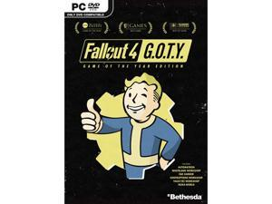 Fallout 4 - Game Of The Year [Online Game Code]