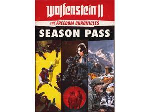 Wolfenstein II: The Freedom Chronicles Season Pass [Online Game Code]