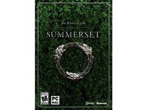 The Elder Scrolls Online: Summerset - Standard Edition [Online Game Code]