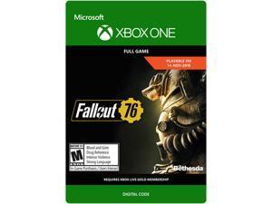 Fallout 76: Tricentennial Edition Xbox One [Digital Code] - Newegg com