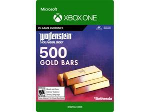 Wolfenstein: Youngblood: 500 Gold Bars Xbox One [Digital Code]