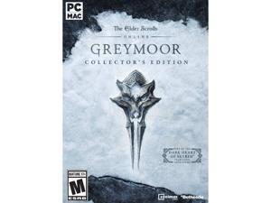 The Elder Scrolls Online: Greymoor Digital Collector's Edition [Online Game Code]