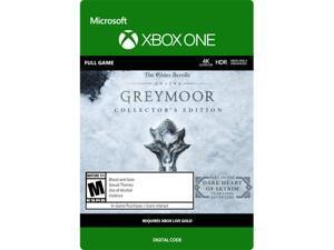 The Elder Scrolls Online: Greymoor Collectors Edition Xbox One [Digital Code]