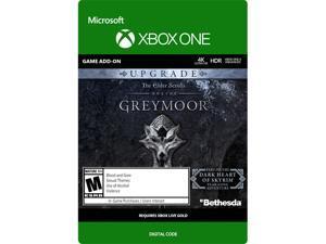The Elder Scrolls Online: Greymoor Upgrade Xbox One [Digital Code]