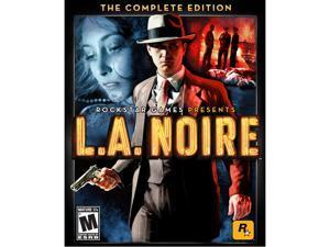 LA Noire Complete Edition [Online Game Code]