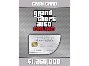 Grand Theft Auto Online: Great White Shark Cash Card [PC Digital Code]