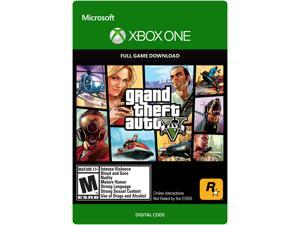 Grand Theft Auto V XBOX One [Digital Code]