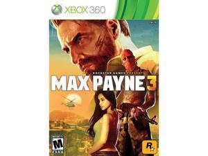 Max Payne 3 XBOX 360 [Digital Code]