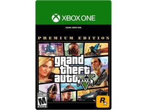 Grand Theft Auto V: Premium Online Edition Xbox One [Digital Code]