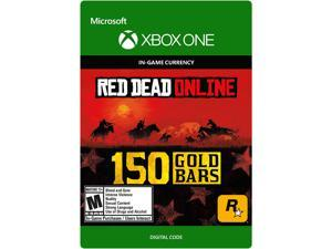 Red Dead Redemption 2: 150 Gold Bars Xbox One [Digital Code]