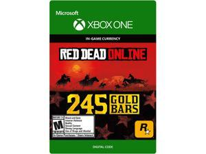 Red Dead Redemption 2: 245 Gold Bars Xbox One [Digital Code]