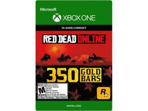 Red Dead Redemption 2: 350 Gold Bars Xbox One [Digital Code]