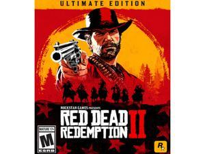 Red Dead Redemption 2: Ultimate Edition for PC [Online Game Code]