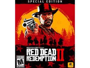 Red Dead Redemption 2: Special Edition for PC [Online Game Code]