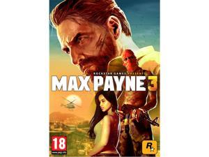 Max Payne 3 Complete Edition - Includes all DLCs [Online Game Code]