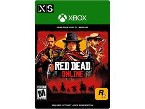 Red Dead Online Xbox Series X   S / Xbox One [Digital Code]