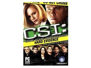 CSI: Hard Evidence PC Game