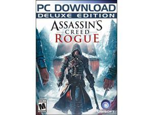 Assassin's Creed Rogue Deluxe Edition [Online Game Code]