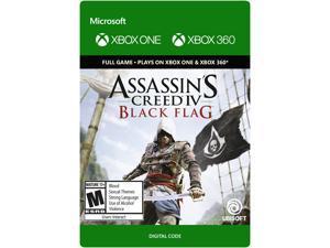 Assassin's Creed IV: Black Flag - Xbox One & Xbox 360 [Digital Code]