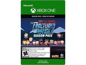 South Park: Fractured But Whole: Season pass Xbox One [Digital Code]