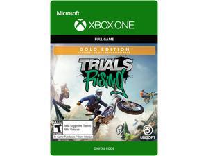 Trials Rising Gold Edition Xbox One [Digital Code]