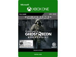 Tom Clancy's Ghost Recon Breakpoint Ultimate Edition  Xbox One [Digital Code]
