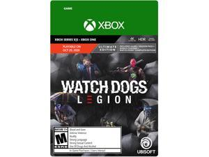 Watch Dogs Legion Ultimate Edition Xbox Series X | S / Xbox One [Digital Code]