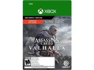 Assassin's Creed Valhalla Ultimate Edition Xbox Series X | S / Xbox One [Digital Code]