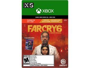 Far Cry 6 Gold Edition Xbox Series X S and Xbox One [Digital Code]