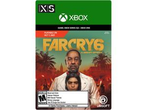 Far Cry 6 Standard Edition Xbox Series X|S and Xbox One [Digital Code]