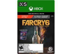 Far Cry 6 Ultimate Edition Xbox Series X S and Xbox One [Digital Code]