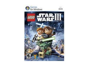 Lego Star Wars III: The Clone Wars PC Game