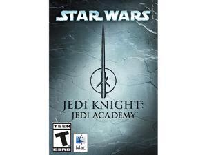 Star Wars: Jedi Knight: Jedi Academy for Mac [Online Game Code]