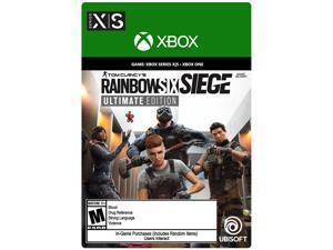 Tom Clancy's Rainbow Six Siege Ultimate Edition Xbox Series X | S / Xbox One [Digital Code]