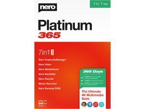 Nero Platinum 365