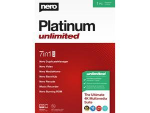 Nero Platinum Unlimited - Download